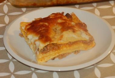 bezlepkové lasagne