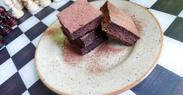 čokoladový brownie