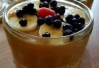 Raňajkové vločky s ovocím